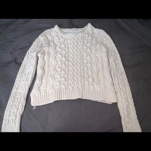 Kendall and Kylie Knit Sweater